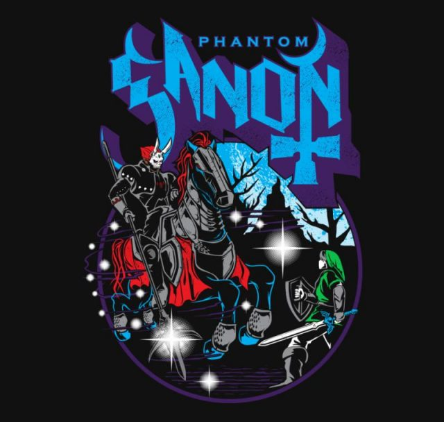 The Phantom Ghost