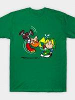 The Triforce Gag T-Shirt