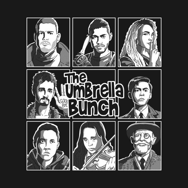 The Umbrella Bunch