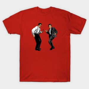 Reservoir Dogs/Pulp Fiction T-Shirt