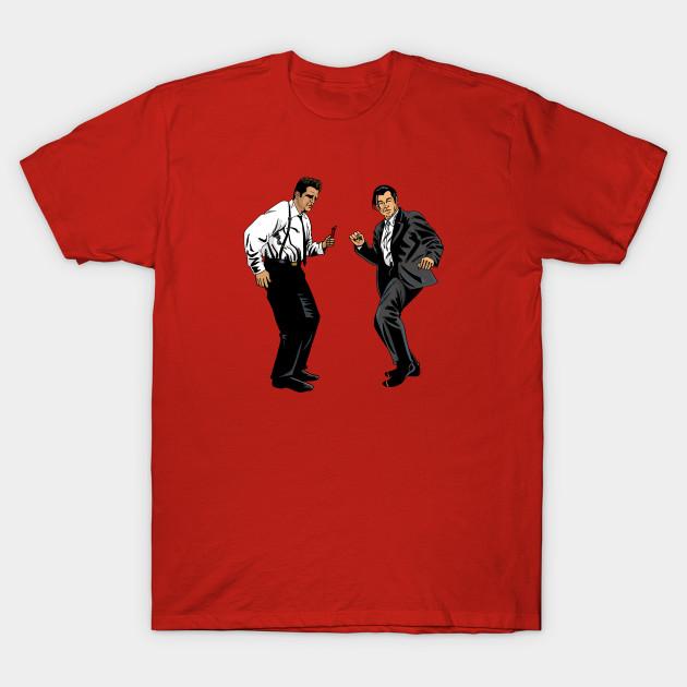 Reservoir Dogs/Pulp Fiction T-Shirt