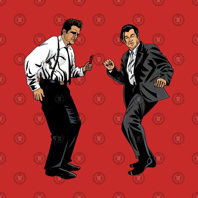Reservoir Dogs/Pulp Fiction