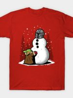 The best snowman in the parsec T-Shirt