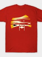 Tie Sunset T-Shirt