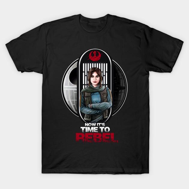 Time to Rebel