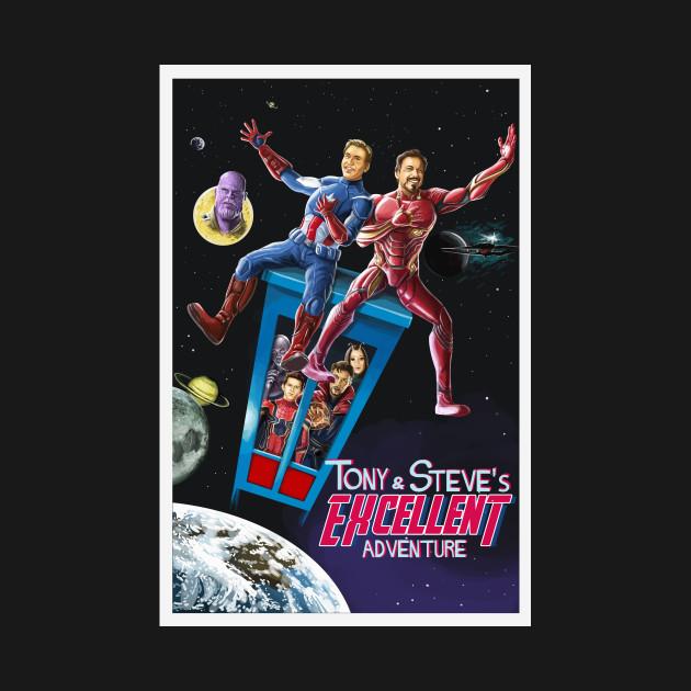 Tony and Steve's
