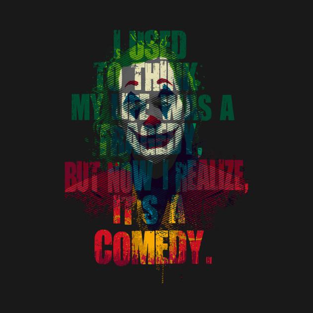 Tragedy Comedy