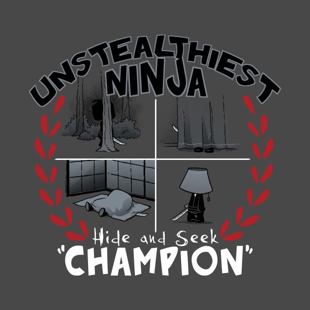 Unstealthiest Ninja