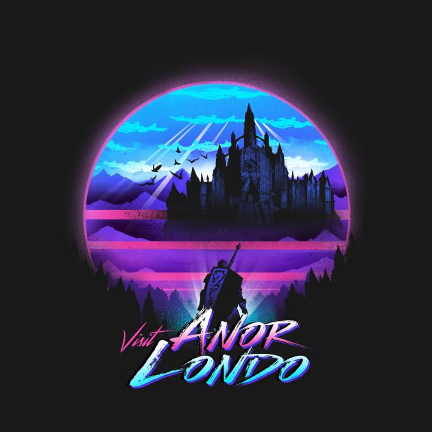 Visit Anor Londo