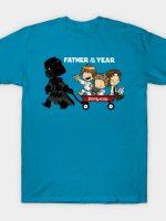Wagon For 3 T-Shirt