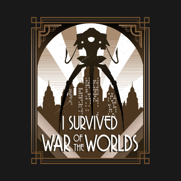War of the Worlds (Gold)