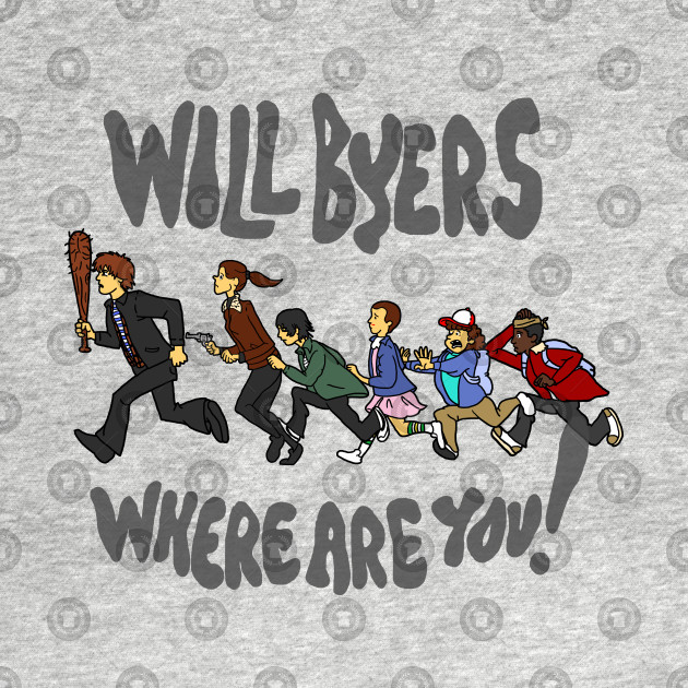 Will Byers, Where Are You?