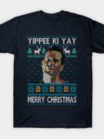 YIIPPEE KI CHRISTMAS T-Shirt