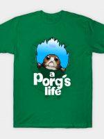 A Porg's life T-Shirt