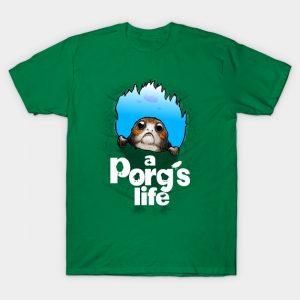 A Porg's life