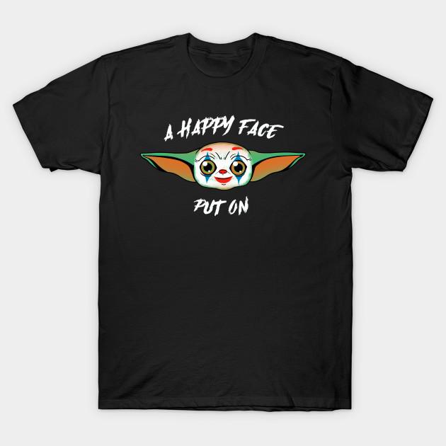 A happy face T-Shirt