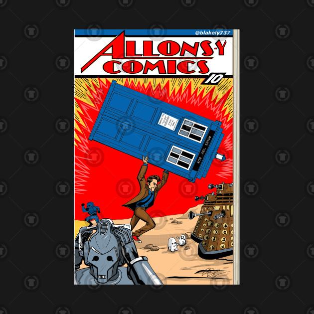 Allons-Y Comics