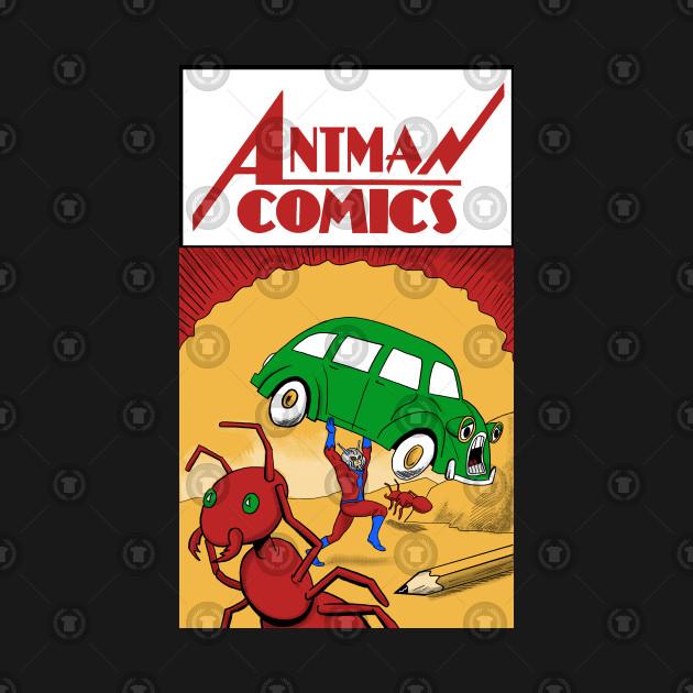 AntMan Comics #1