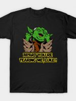 Apart You're Tearing Me! T-Shirt