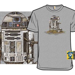 Arrrr2-D2 T-Shirt