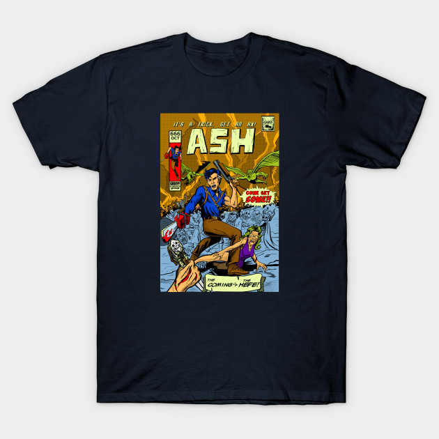 Ash The Coming of the Hefe