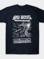 BIG BOSS et les enfants terribles T-Shirt