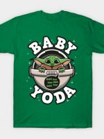 Baby Alien Doo Doo Doo (trace) T-Shirt