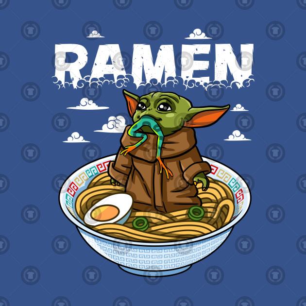 Baby Yoda Ramen