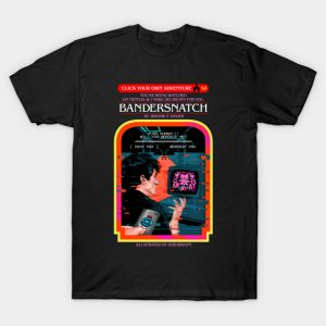 Bandersnatch: Click Your Own Adventure