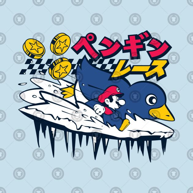 Big Penguin Race