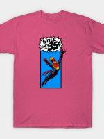 Captain Marvel Corner Box Art T-Shirt