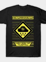 Cloudy with a chance of Timefall T-Shirt