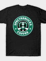 Coffee from a galaxy far far away T-Shirt