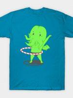 Cthulhu Hoop T-Shirt