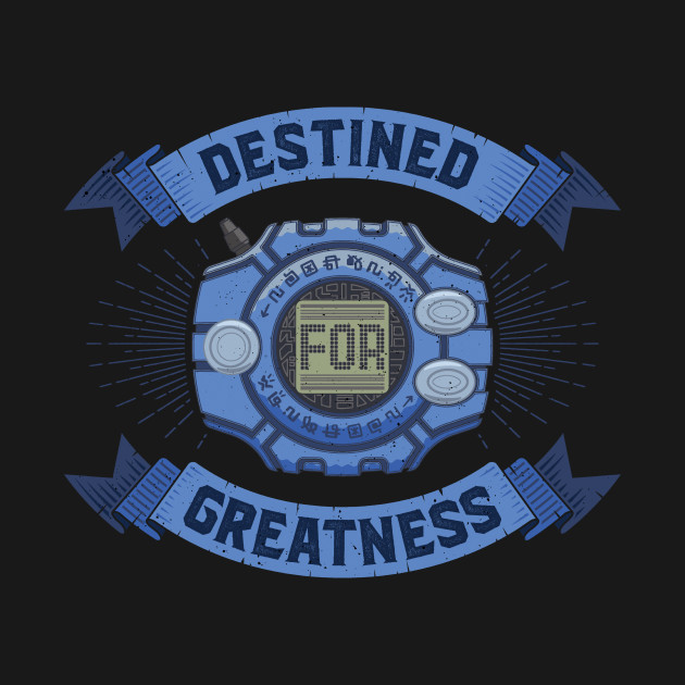 Destined for Greatness - Friendship