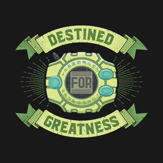 Destined for Greatness - Hope