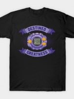 Destined for Greatness - Knowledge T-Shirt