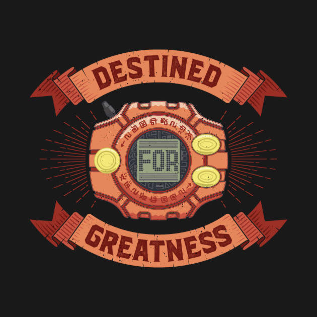 Destined for Greatness - Love