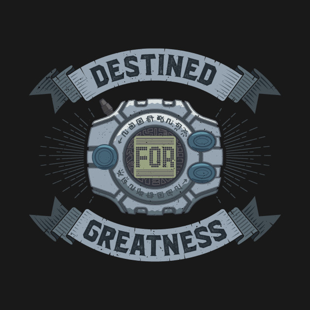 Destined for Greatness - Reliability