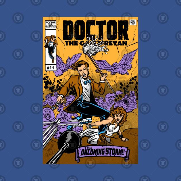 Doctor The Gallifreyan
