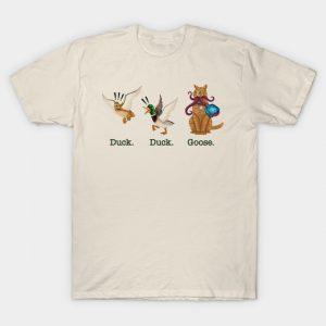 Duck. Duck. Goose