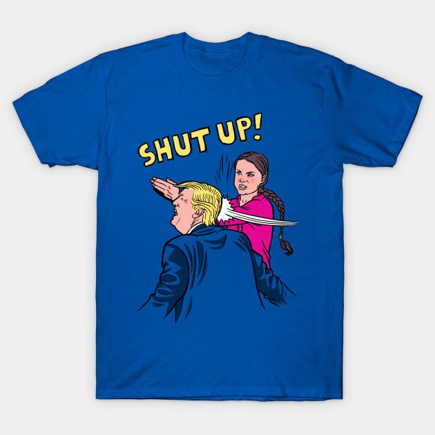 Greta Thunberg T-Shirt
