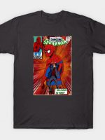 Emo Parker No More!! T-Shirt