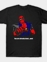Fist of the Deadpool T-Shirt