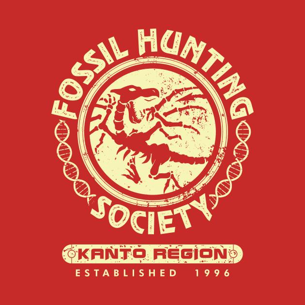 Fossil Hunting Society - Gen I