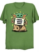 Free, Hugs Are! T-Shirt