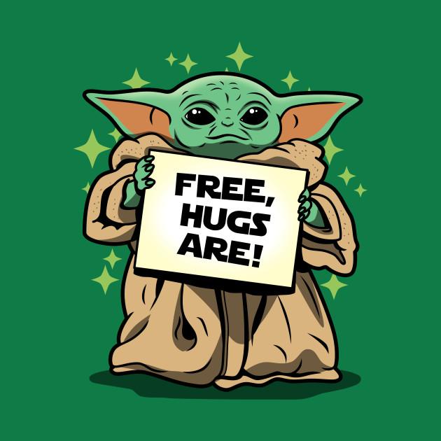 Free, Hugs Are!