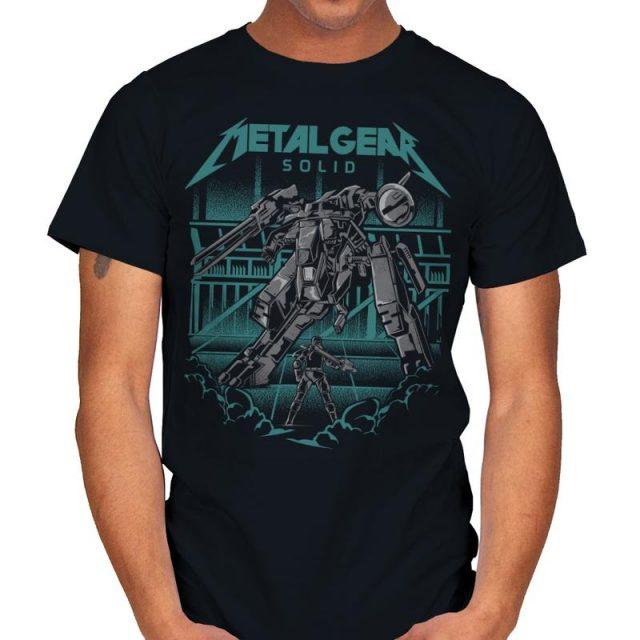 Heavy Metal Gear T-Shirt
