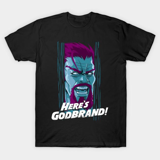 Here's Godbrand