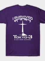I survived Tokyo-3 T-Shirt